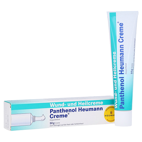 Panthenol Heumann 50 Gramm N2