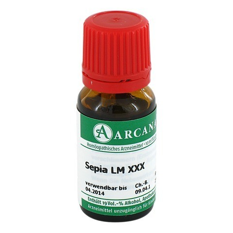 SEPIA LM 30 Dilution 10 Milliliter N1