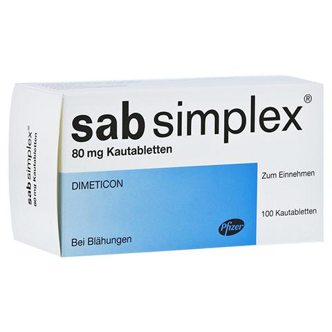 Sab simplex 100 Stück N3