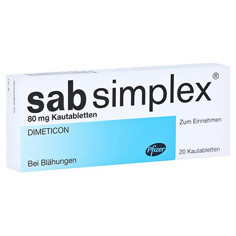 Sab simplex 20 Stück N1