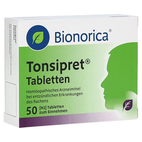TONSIPRET Tabletten 50 Stück N1