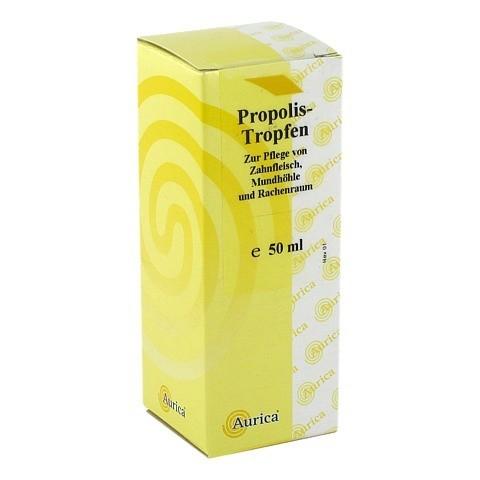 PROPOLIS AURICA 18% Mundtropfen 50 Milliliter