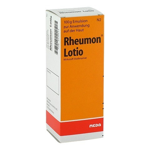 Rheumon Lotio 100 Gramm N3