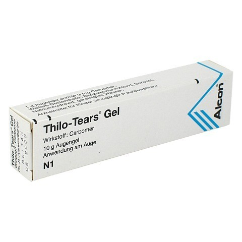 THILO-TEARS GEL 3mg/g 10 Gramm