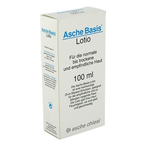 ASCHE Basis Lotio 100 Milliliter