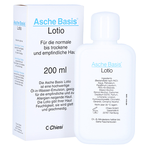 ASCHE Basis Lotio 200 Milliliter