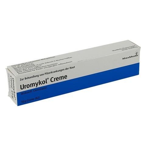 Uromykol 50 Gramm N2