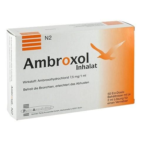 Ambroxol Inhalat 15ml/2ml 50x2 Milliliter N1