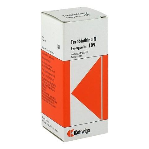 SYNERGON KOMPLEX 109 Terebinthina N Tropfen 50 Milliliter N1