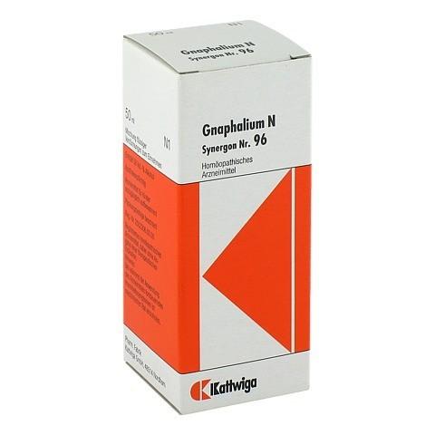 SYNERGON KOMPLEX 96 Gnaphalium N Tropfen 50 Milliliter N1