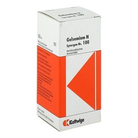 SYNERGON KOMPLEX 100 Gelsemium N Tropfen 50 Milliliter N1
