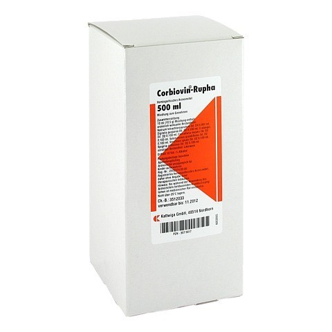 CORBIOVIN Rupha Liquidum 500 Milliliter