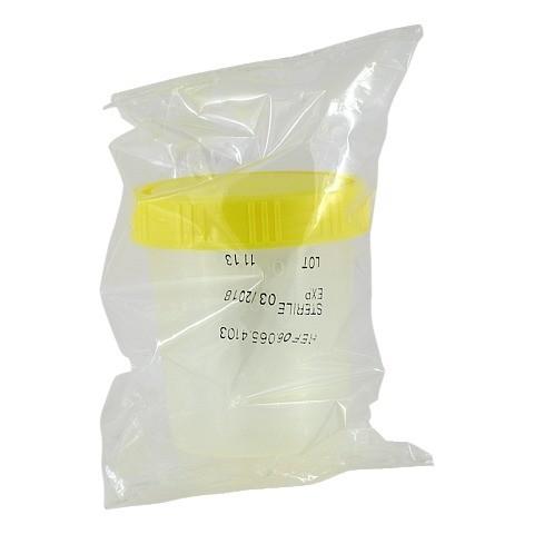 URIN PROBENBECHER steril 1 Stück
