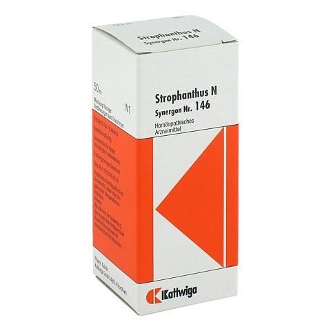 SYNERGON KOMPLEX 146 Strophanthus N Tropfen 50 Milliliter N1