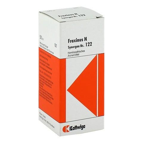 SYNERGON KOMPLEX 122 Fraxinus N Tropfen 50 Milliliter N1