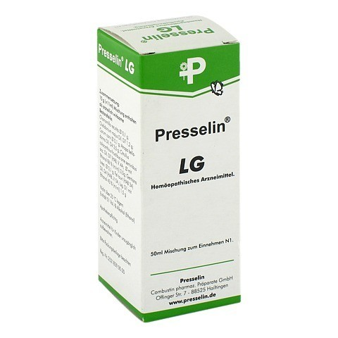 PRESSELIN LG Leber Galle Tropfen 50 Milliliter N1