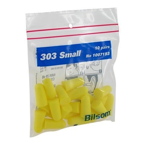 BILSOM 303 small Gehörschutzstöpsel 20 Stück