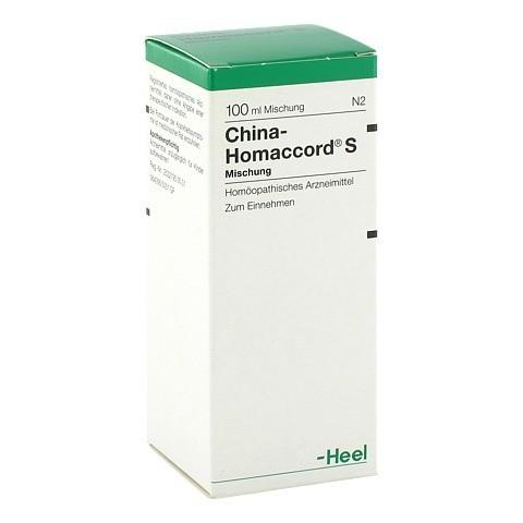 CHINA HOMACCORD S Tropfen 100 Milliliter N2