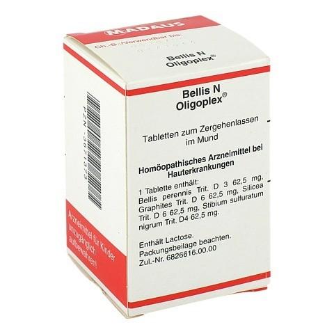 BELLIS N Oligoplex Tabletten 150 Stück N1