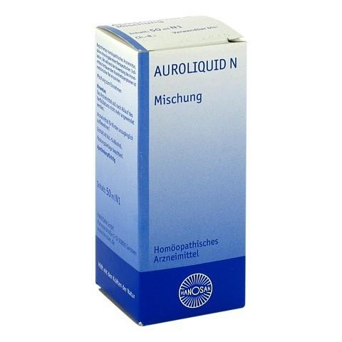 AUROLIQUID N Hanosan Tropfen 50 Milliliter N1