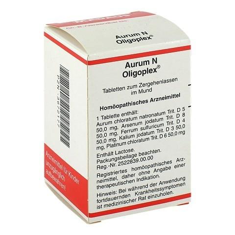 AURUM N OLIGOPLEX Tabletten 150 Stück N1