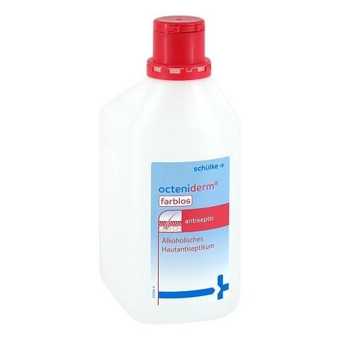 OCTENIDERM farblos Hautantiseptikum flüssig 1 Liter