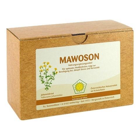 MAWOSON flüssig SonnenMoor 8x100 Milliliter