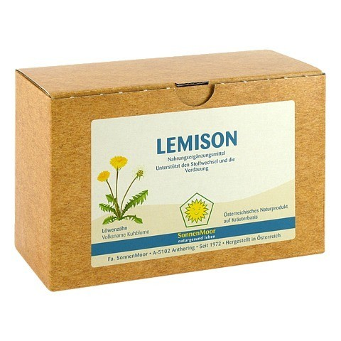 LEMISON flüssig SonnenMoor 8x100 Milliliter
