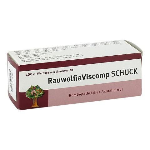 RAUWOLFIAVISCOMP Schuck Tropfen 100 Milliliter N2