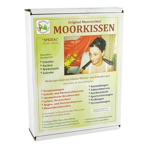 MOORKISSEN Spezial 18x53 cm 1 Stück