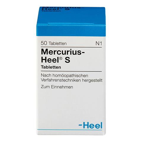Mercurius Heel S Tabletten 50 Stück N1