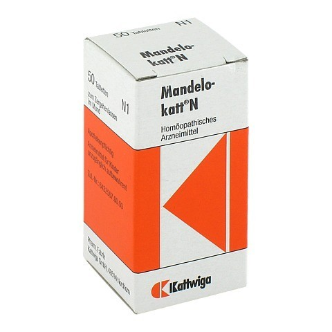 MANDELO Katt N Tabletten 50 Stück