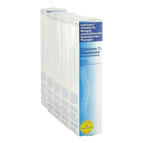 Calcium D3 Heumann 100 Stück N3