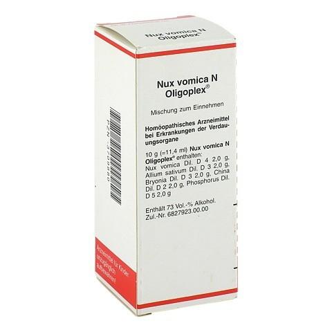 NUX VOMICA N Oligoplex Liquidum 50 Milliliter N1