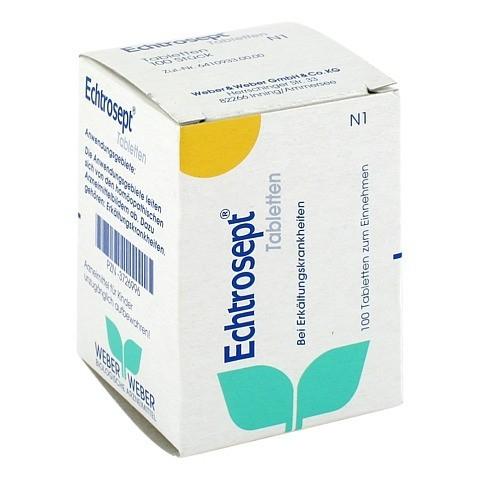 ECHTROSEPT Tabletten 100 Stück