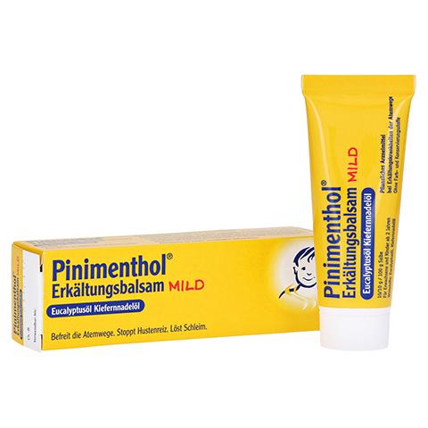 Pinimenthol Erkältungsbalsam mild 20 Gramm N1