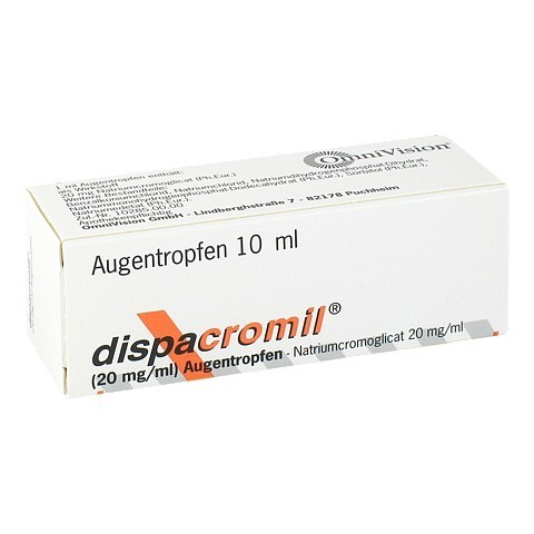 Dispacromil 10 Milliliter