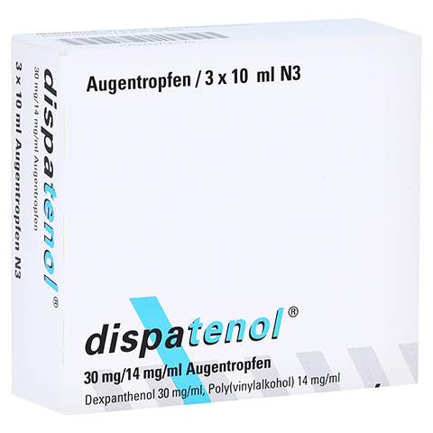 Dispatenol 3x10 Milliliter N3