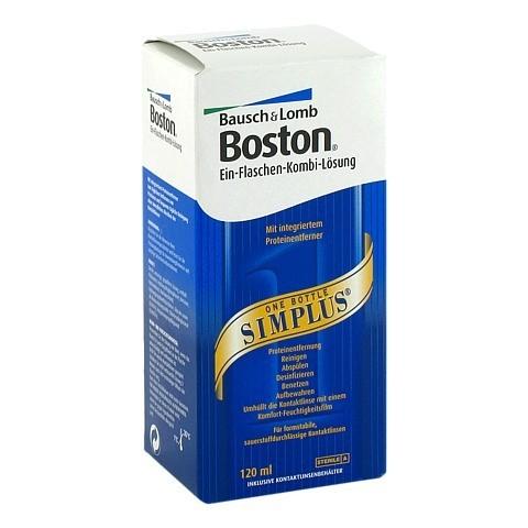 BOSTON Simplus flüssig 120 Milliliter