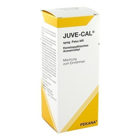 JUVE-CAL spag.Peka NR Saft 150 Milliliter N3
