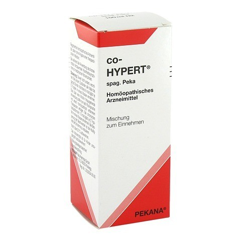 CO-HYPERT spag.Tropfen 100 Milliliter N2