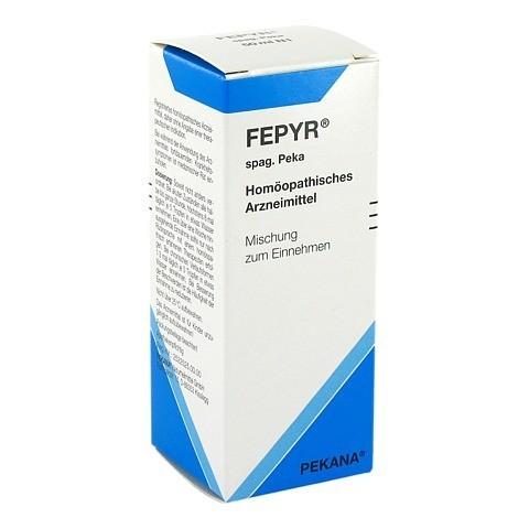 FEPYR spag.Tropfen 50 Milliliter N1
