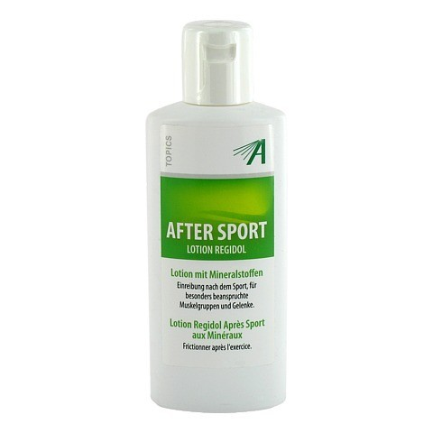 MINERALSTOFF Regidol After Sport Lotion 200 Milliliter