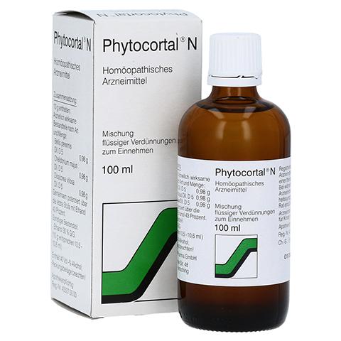 PHYTOCORTAL N Tropfen 100 Milliliter N2
