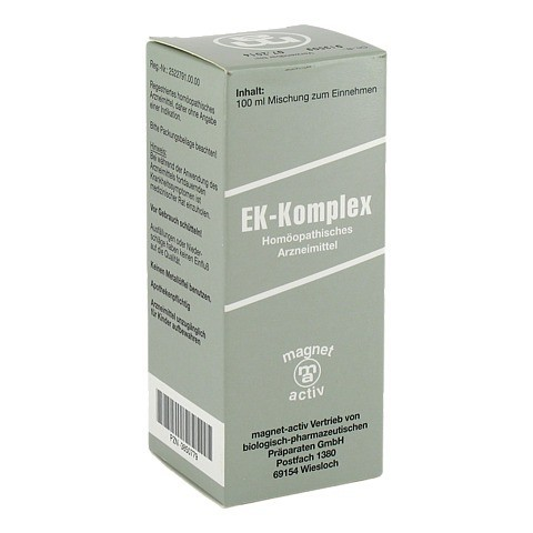 EK Komplex Tropfen 100 Milliliter N2