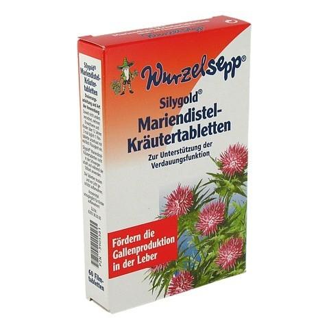 Wurzelsepp Mariendistel-Kräutertabletten 60 Stück