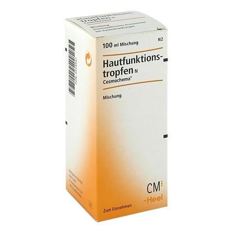 HAUTFUNKTIONSTROPFEN N Cosmochema 100 Milliliter N2