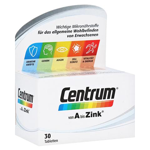CENTRUM A-Z+Lutein Tabletten 30 Stück