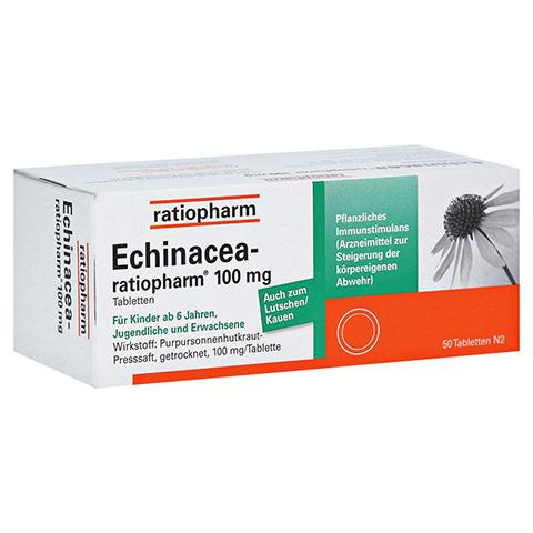 Echinacea-ratiopharm 100mg 50 Stück N2