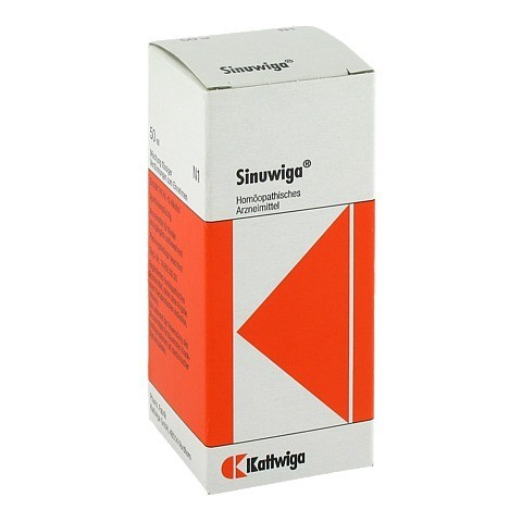 SINUWIGA Tropfen 50 Milliliter N1